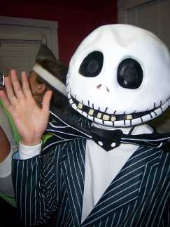 Jack Skellington The Pumpkin King