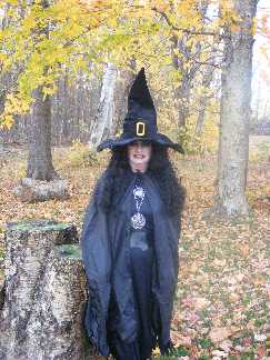 Witchy poo