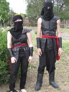 Black Desert Assassins