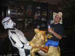 Stormtrooper and Ryans horse