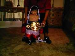 Future Heavyweight Champion of the World