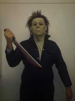 Dhillon as Michael Myers