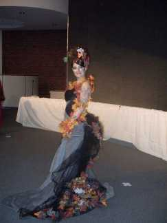 Fall Fantasy Tree Godess