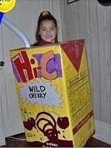 Phoenix as Homemade Hi c Drink Box