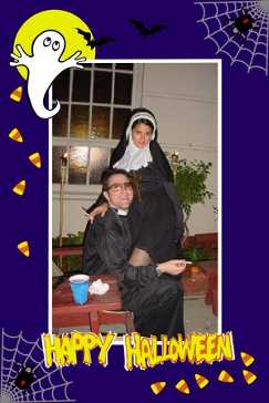 priest and nun costume Manhattan Beach CA
