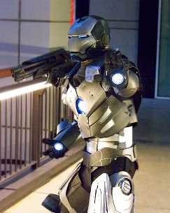War Machine IronMan 2