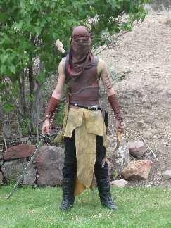 Southern Alliance scorpion warrior