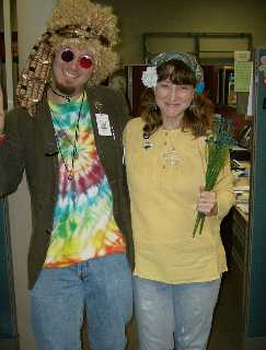 Real Hippie Librarian