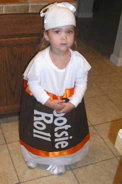 Tootsie Roll so sweet